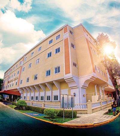 Hospital Nacional 1998
