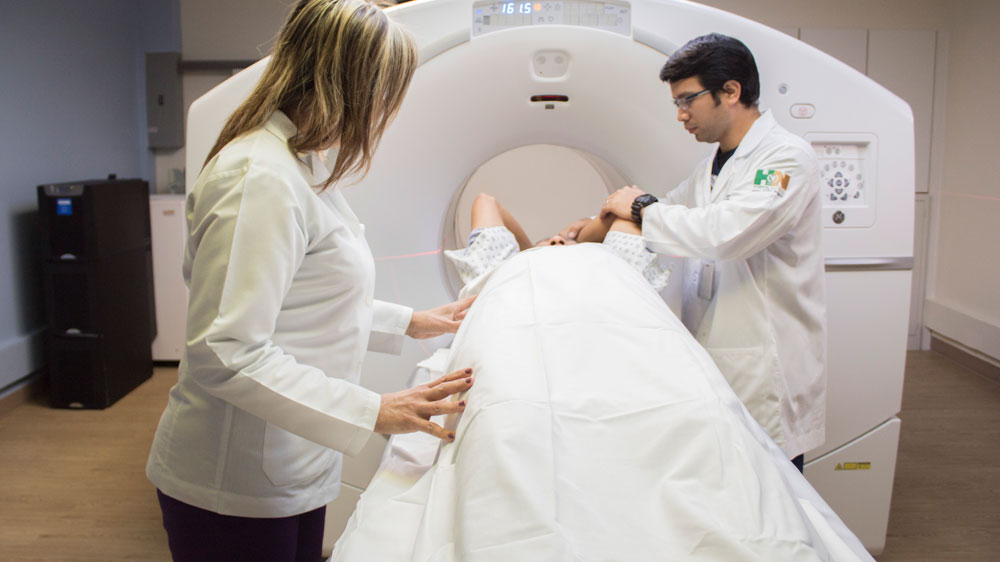 Centro de Imagen Molecular PET/CT