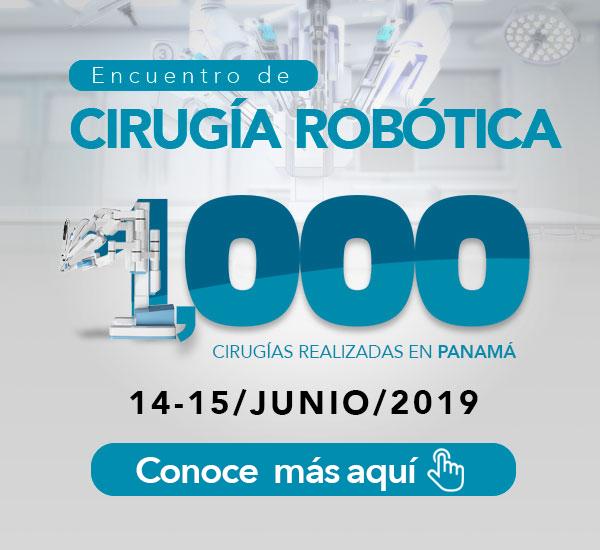 encuentro de cirugía robótica