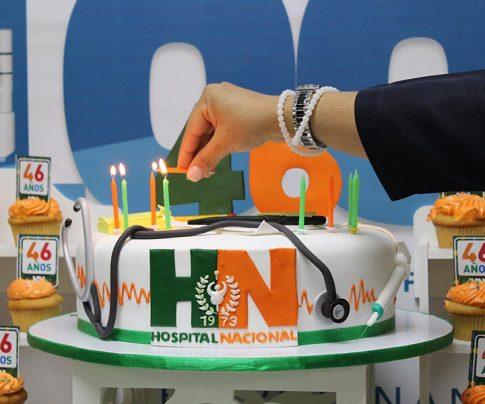 Aniversario 46 – Hospital Nacional