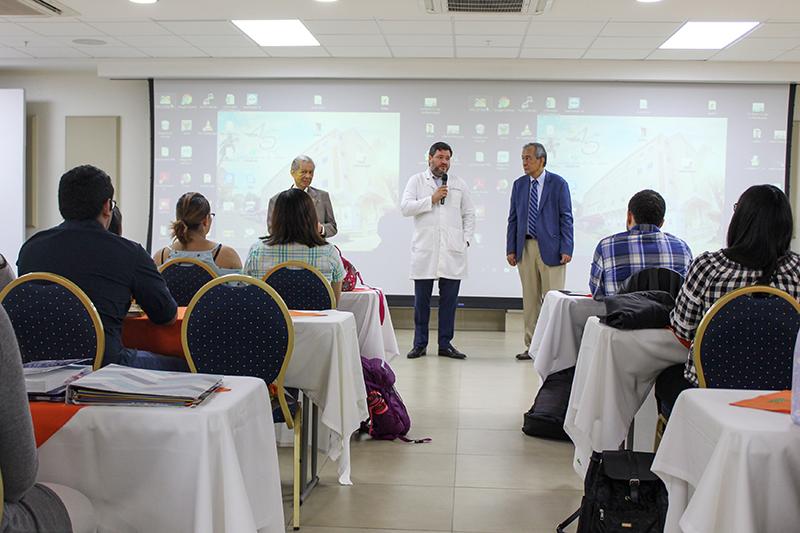 Docencias a Estudiantes de medicina