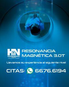 haz tu cita citas resonancia magnética 3.0T