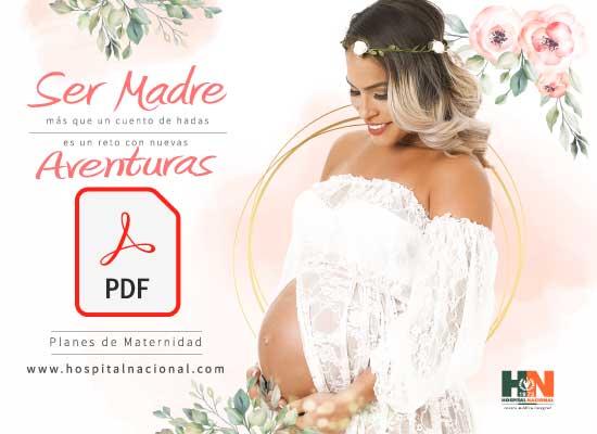 planes de maternidad Lisette Jurado