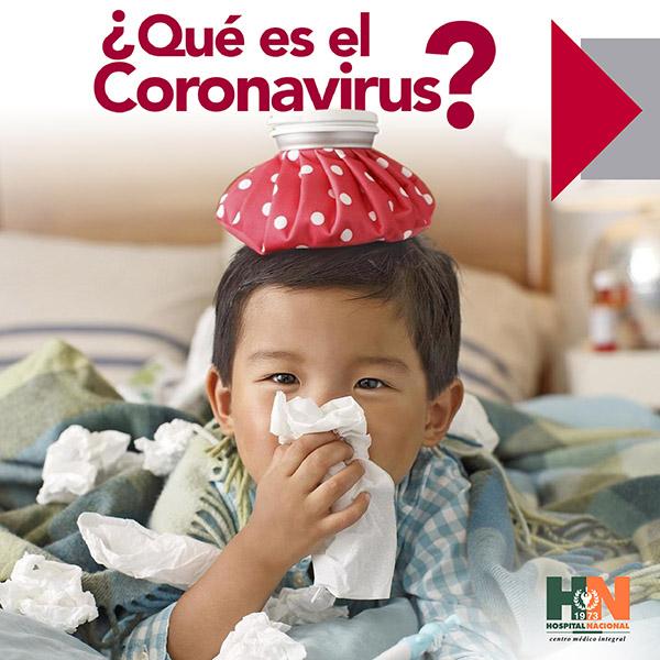 que es el coronavirus?